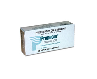 Propecia (Finasteride) is one of a class of drugs called 5-alpha reductase inhibitors