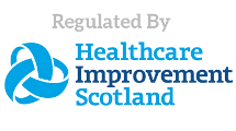 Regulated by Health Improvement Scotland